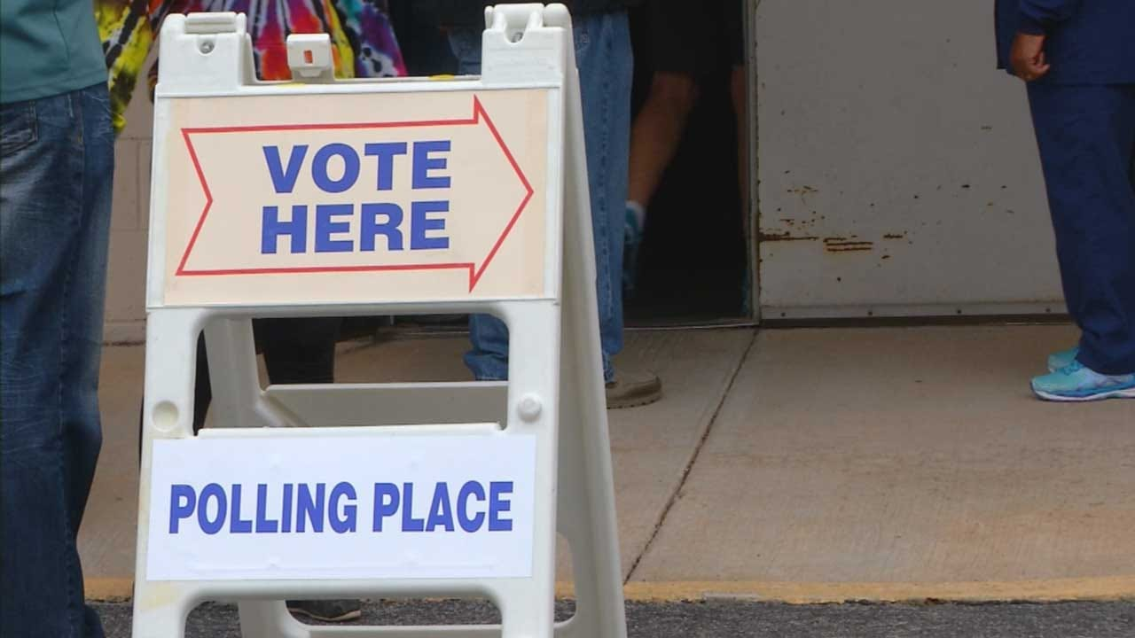 Edmond Residents Head To Polls For Bonds, Mayoral Election