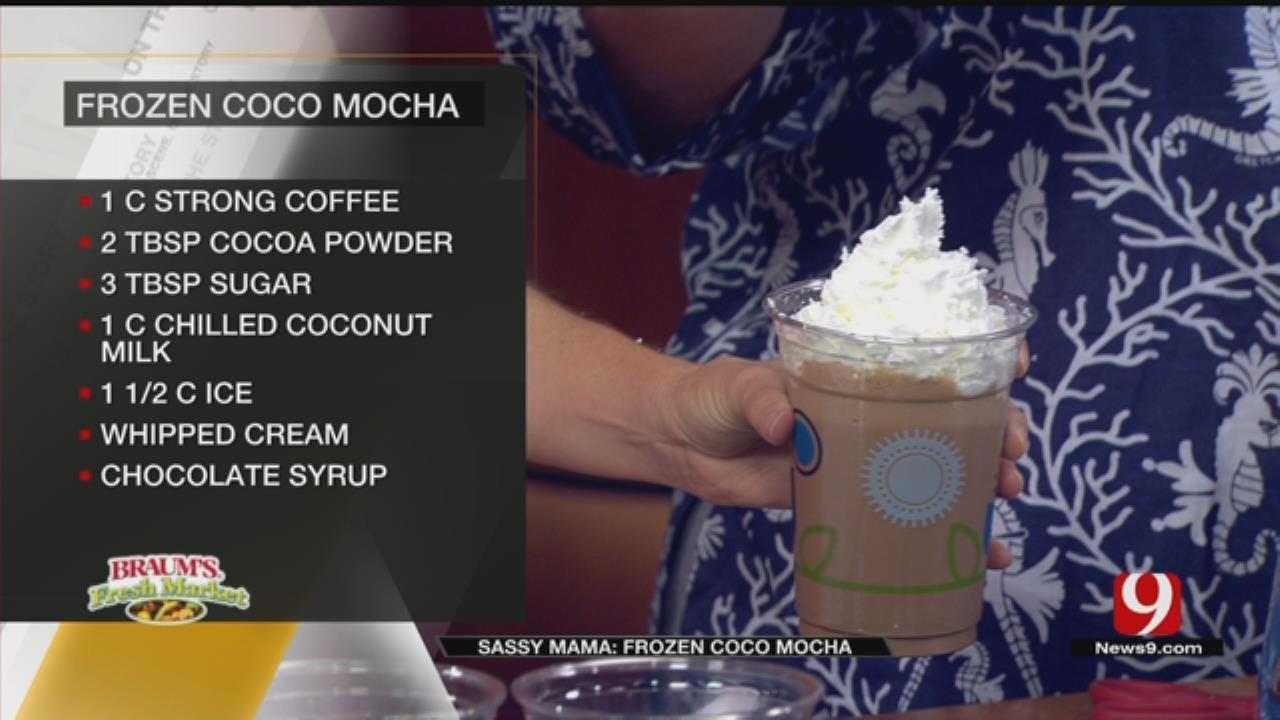 Frozen Coco Mocha