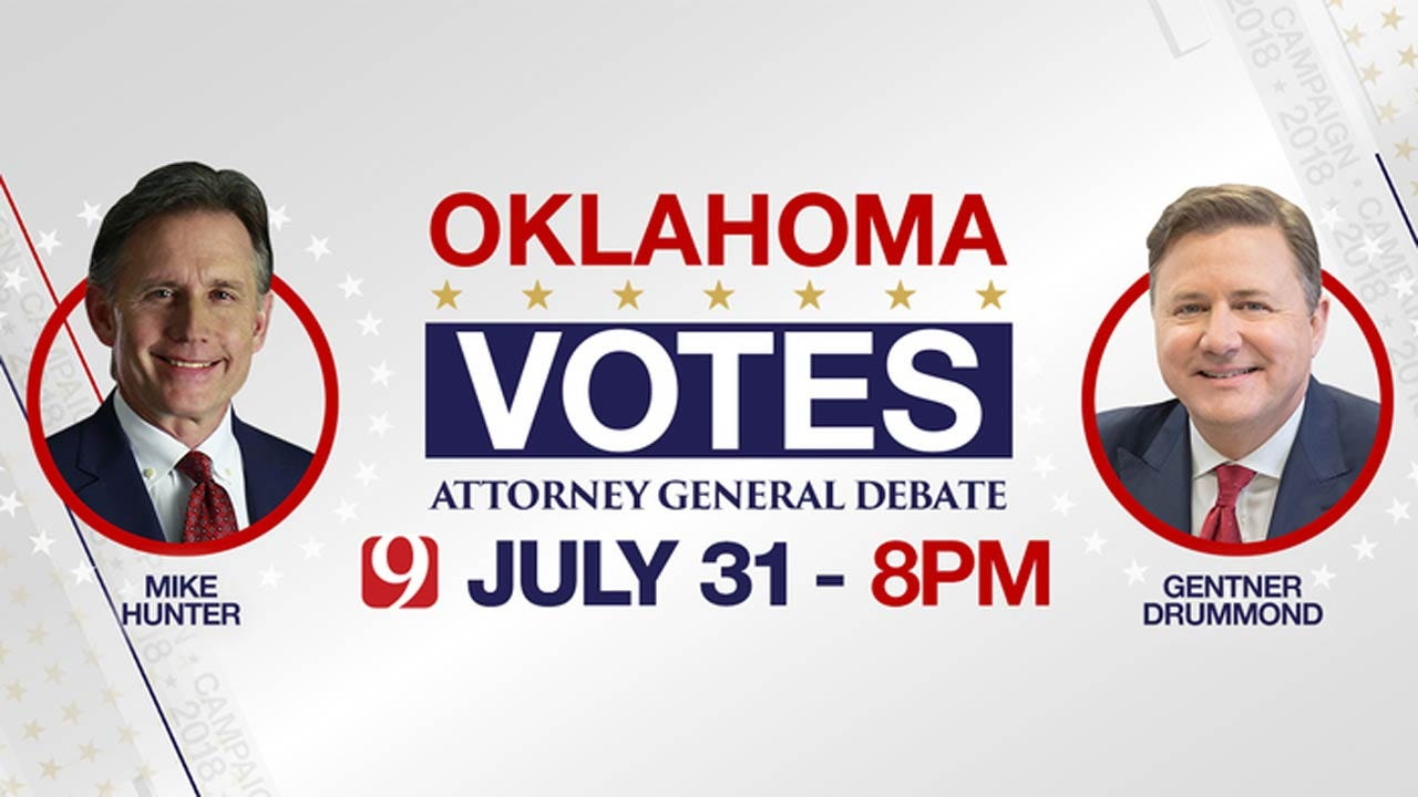 News 9, News On 6 To Host Live Attorney General Runoff Debate