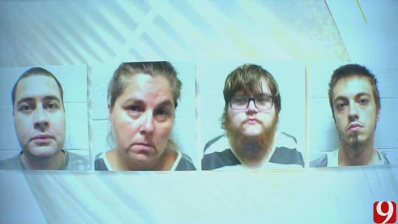 Parents, Siblings Charged After Lincoln Co. Teen Found Nearly Starved To Death