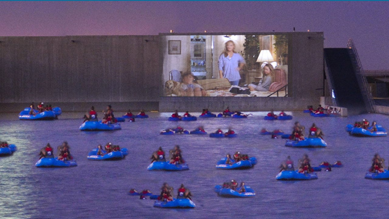 Riversport OKC To Feature Jaws At Floating Films
