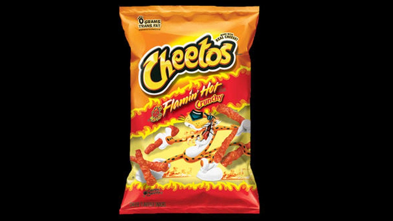 Eating Hot Cheetos, Other Spicy Snacks May Have Led To Teen's Gallbladder Removal Surgery