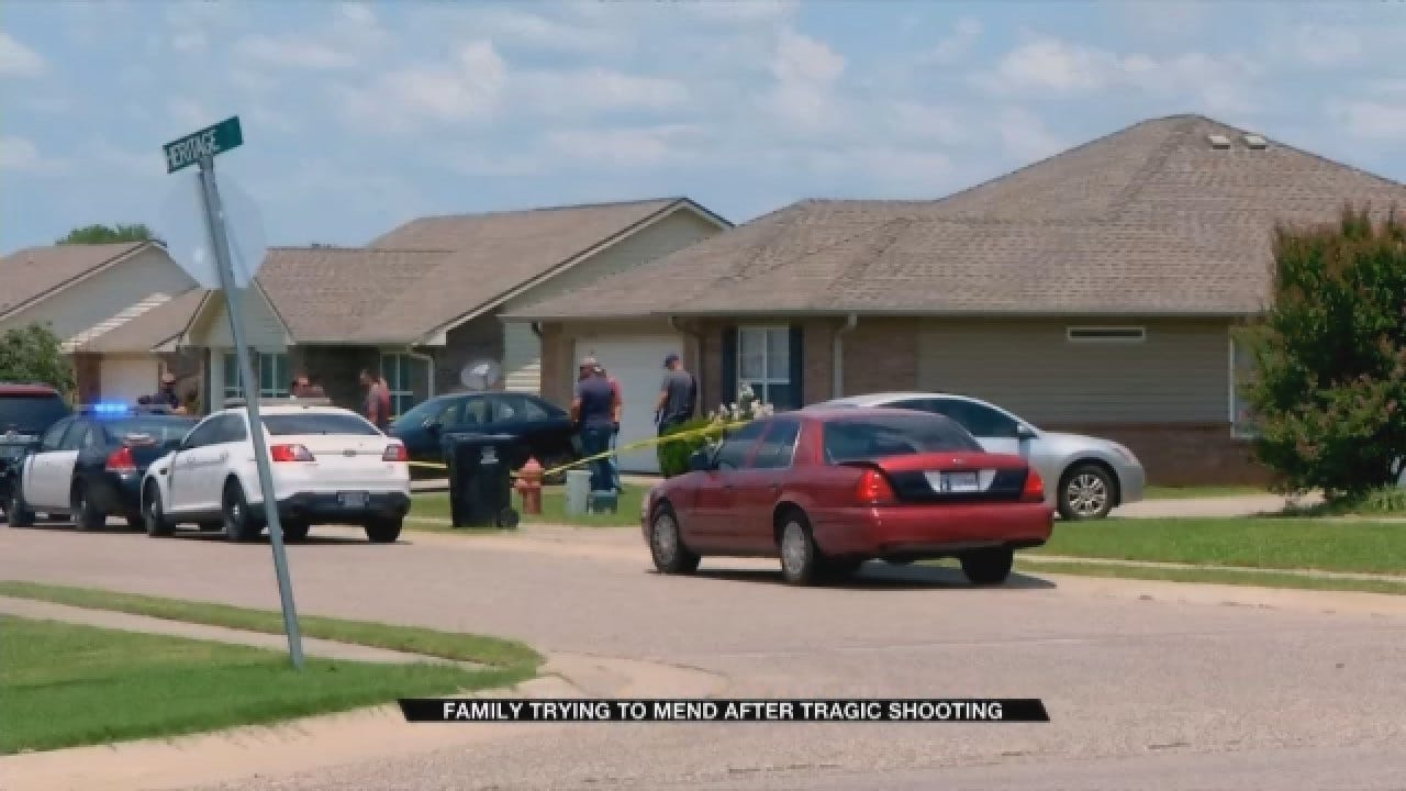 McLoud Mother Shares New Details Involving Fatal Shooting Between Two Brothers