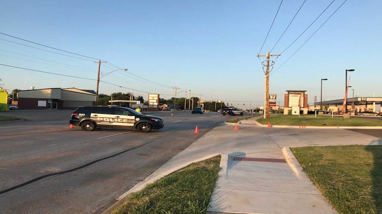 Moore PD: Pedestrian Struck By Vehicle In Critical Condition