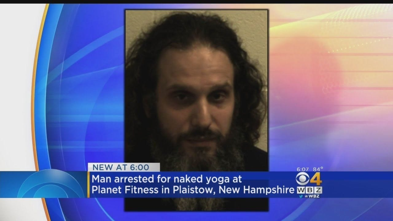 Police: Naked Man Arrested At Planet Fitness Said He Thought It Was A 'Judgment Free Zone'