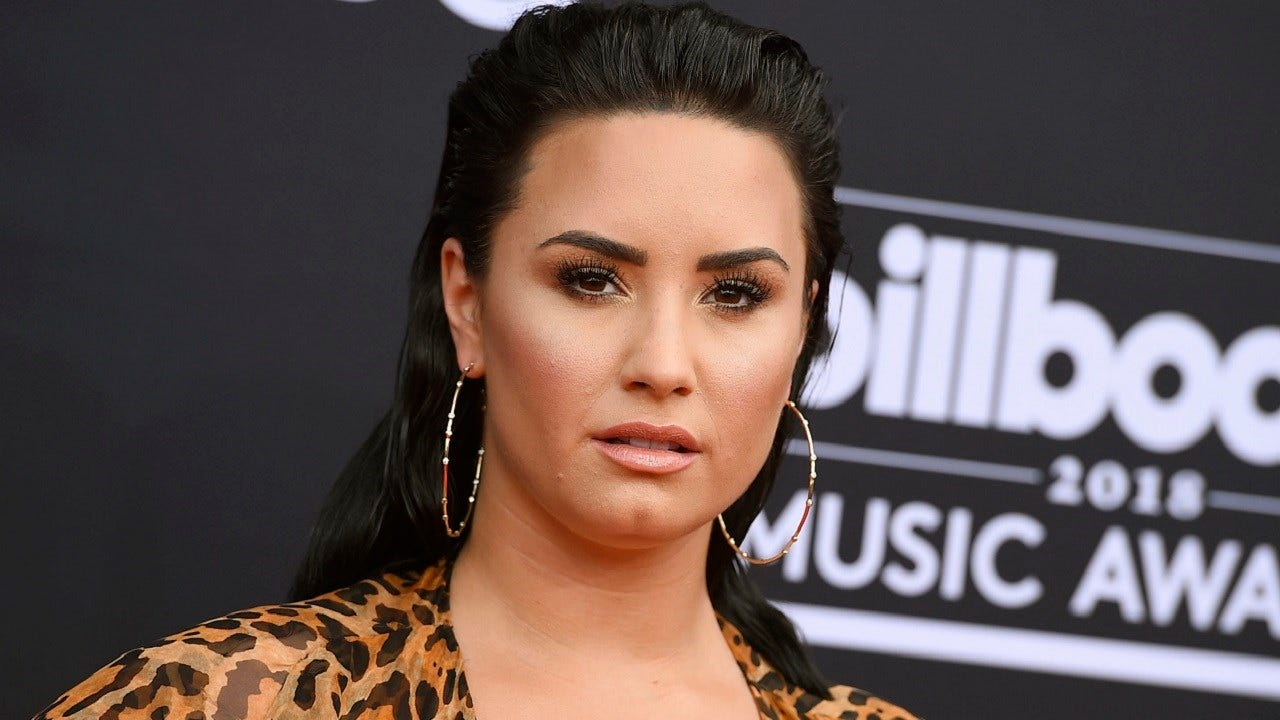 Singer Demi Lovato Rushed To Hospital In Possible Heroin Overdose