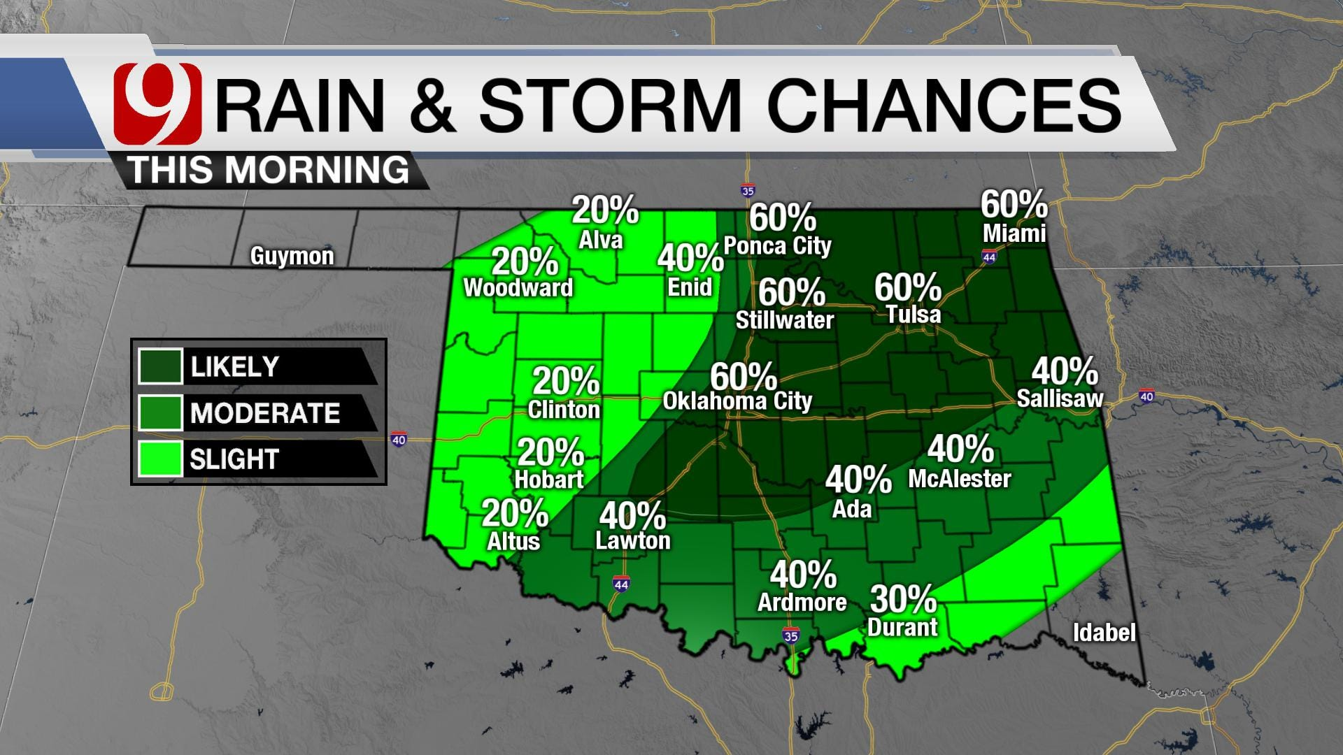 Big Changes For July Ahead With Cooler Temps Thursday, Friday