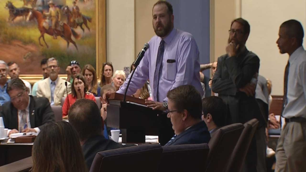 Legislative Committee Discusses Medical Marijuana Rules