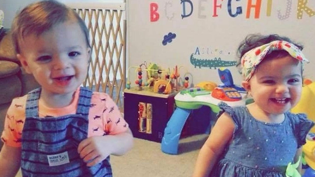 Grieving Mother Donates Son's Organs After Twins Drown In Sitter's Pool