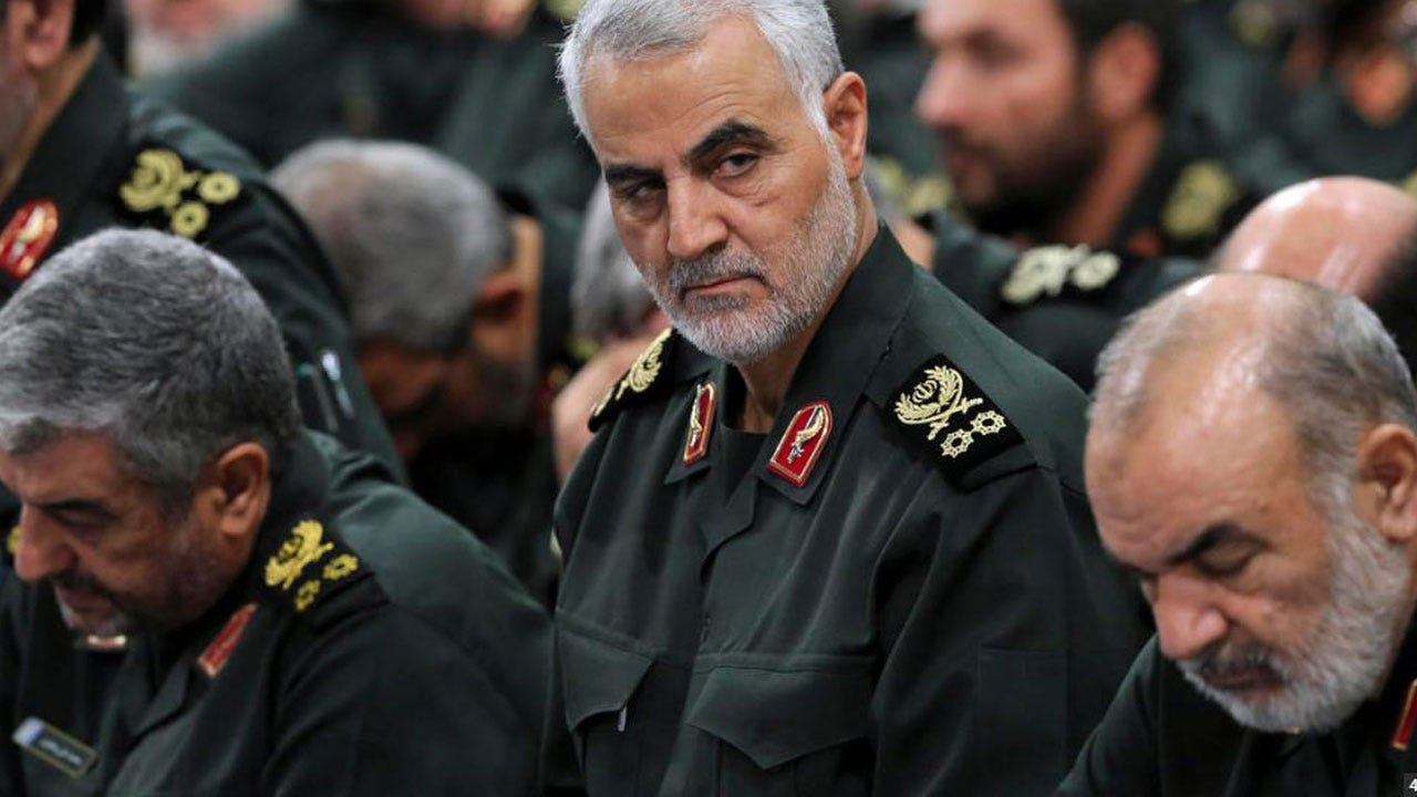 """Iranian General To Trump: War Would """"Destroy All You Possess"""""""