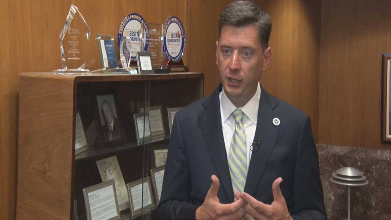 OKC Mayor Takes Public Health Approach To Criminal Justice Reform
