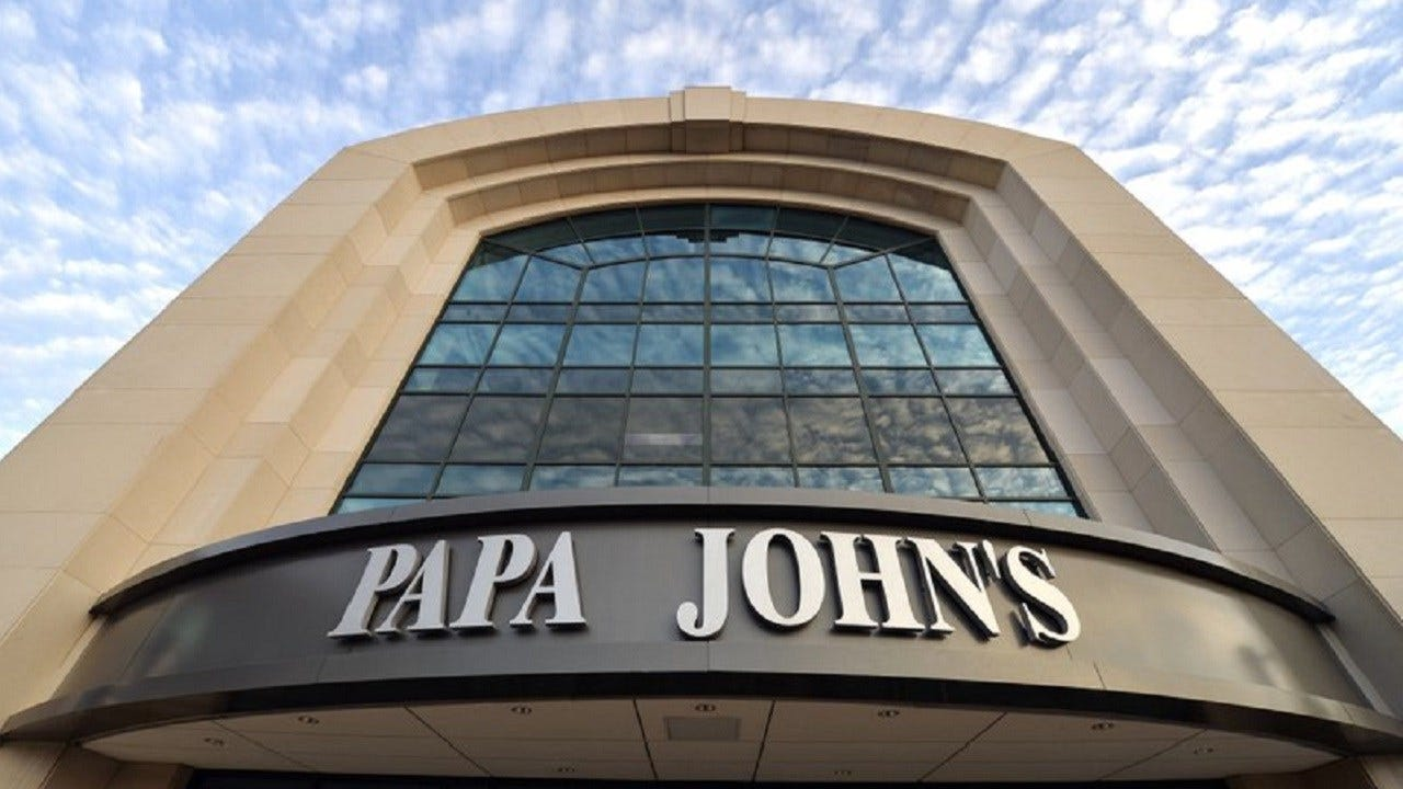 Papa John's Founder Sues For Corporate Records