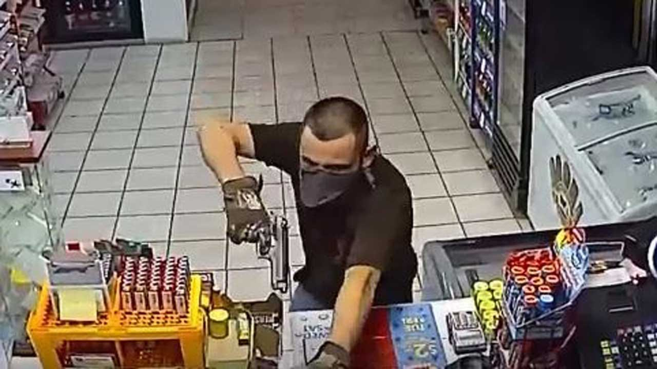 Police Investigate Armed Robbery At Paseo District Convenience Store