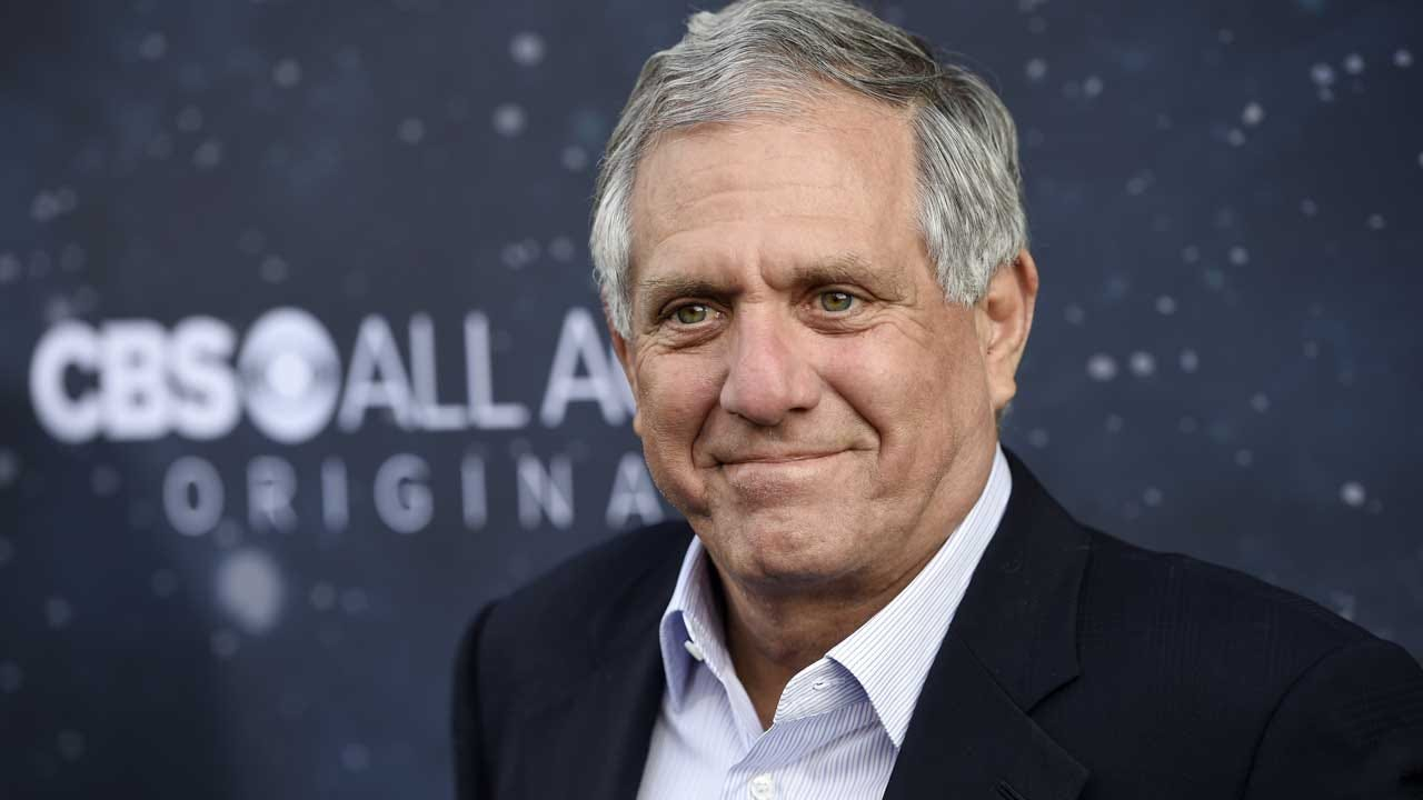 CBS Responds To Report Of Misconduct By CEO Les Moonves