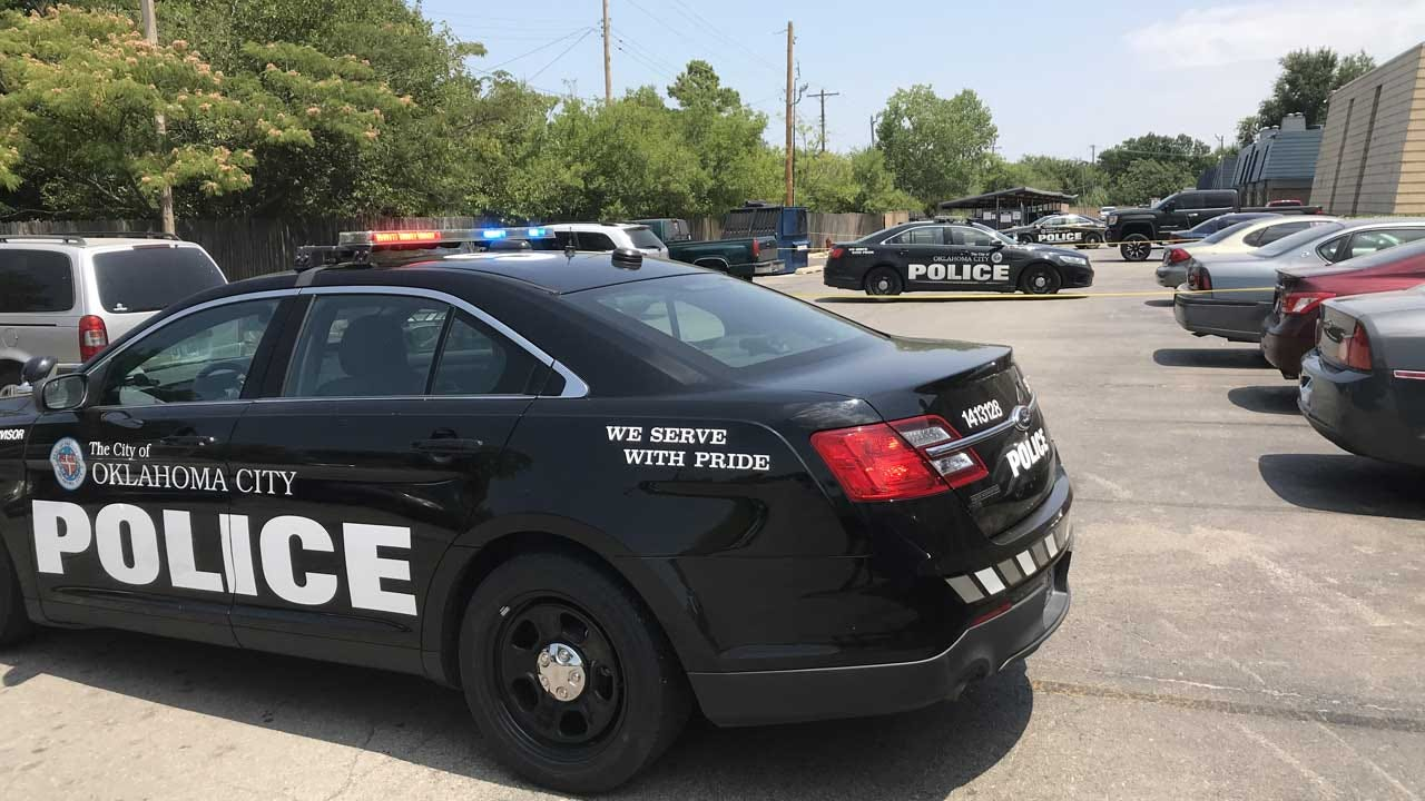 1 Transported After Shooting At SW OKC Apartment Complex