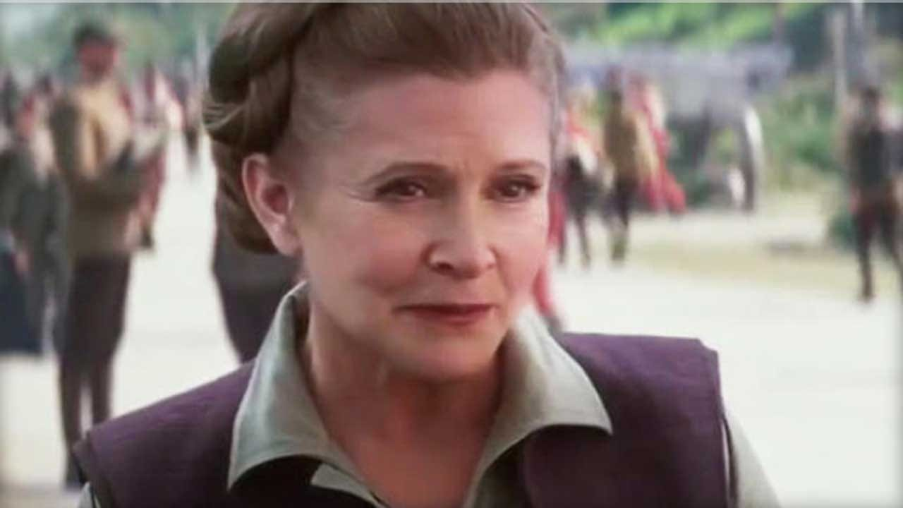 Carrie Fisher Will Appear In 'Star Wars: Episode IX'