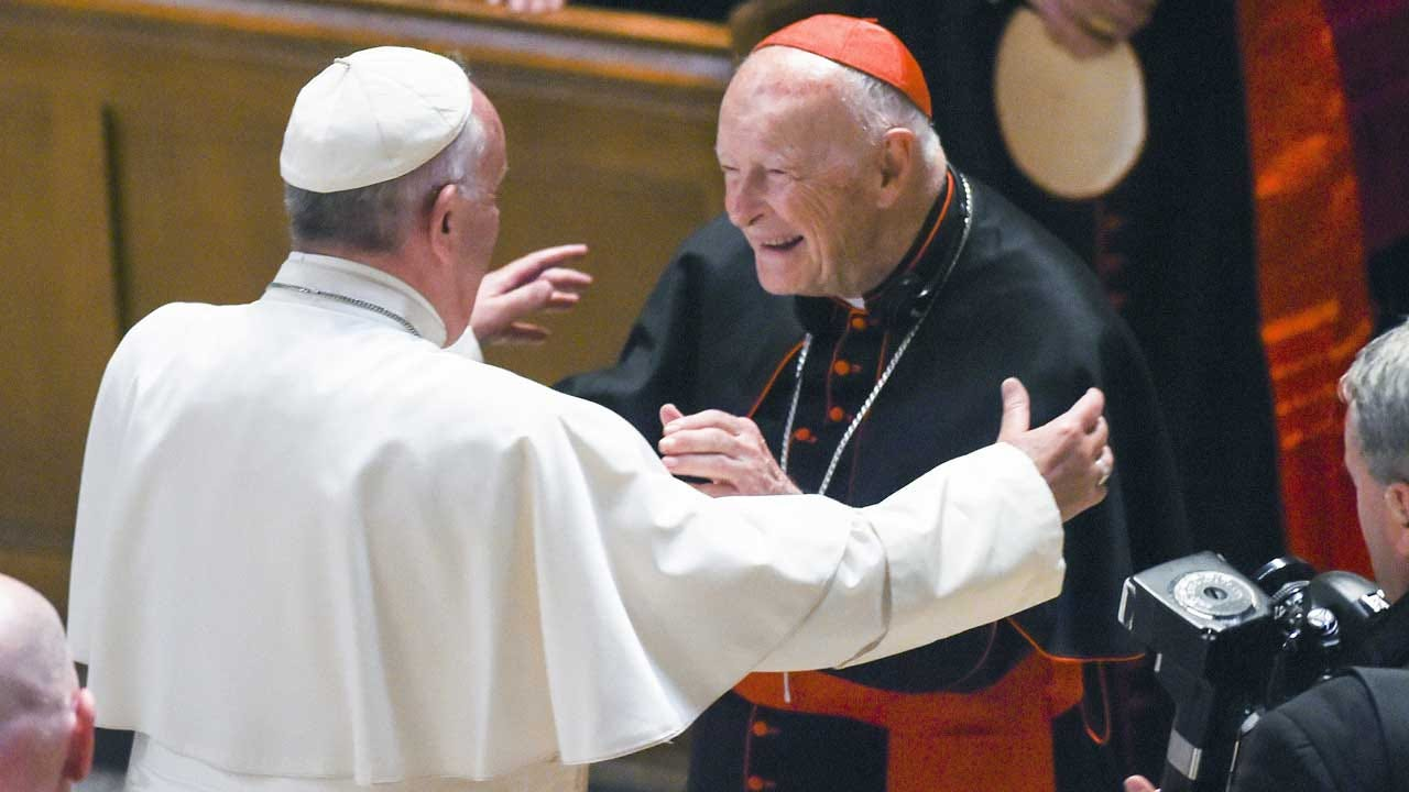 Theodore McCarrick Resigns From College Of Cardinals In Wake Of Sexual Abuse Allegations