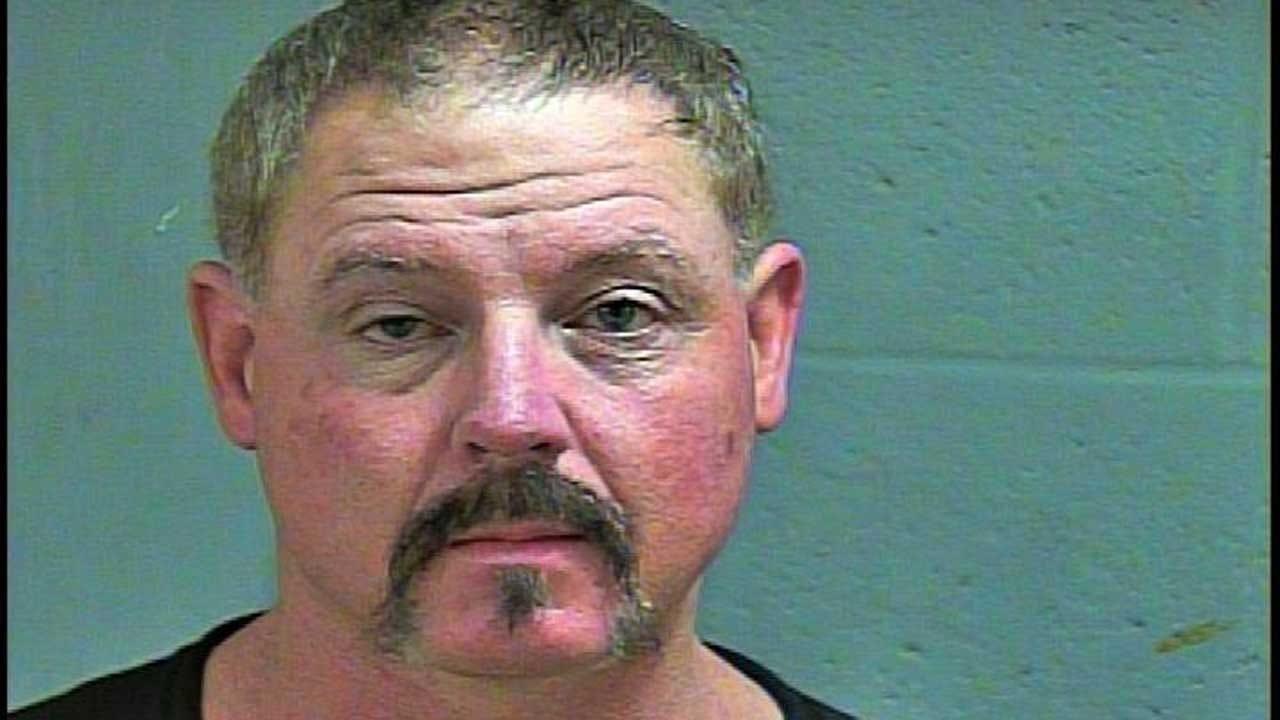 Burglar Held At Gunpoint By Homeowner Until OKC Police Arrive