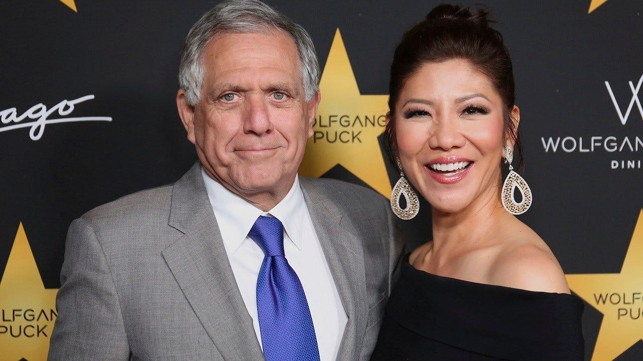 Julie Chen Chokes Up While Officially Announcing She's Leaving 'The Talk'