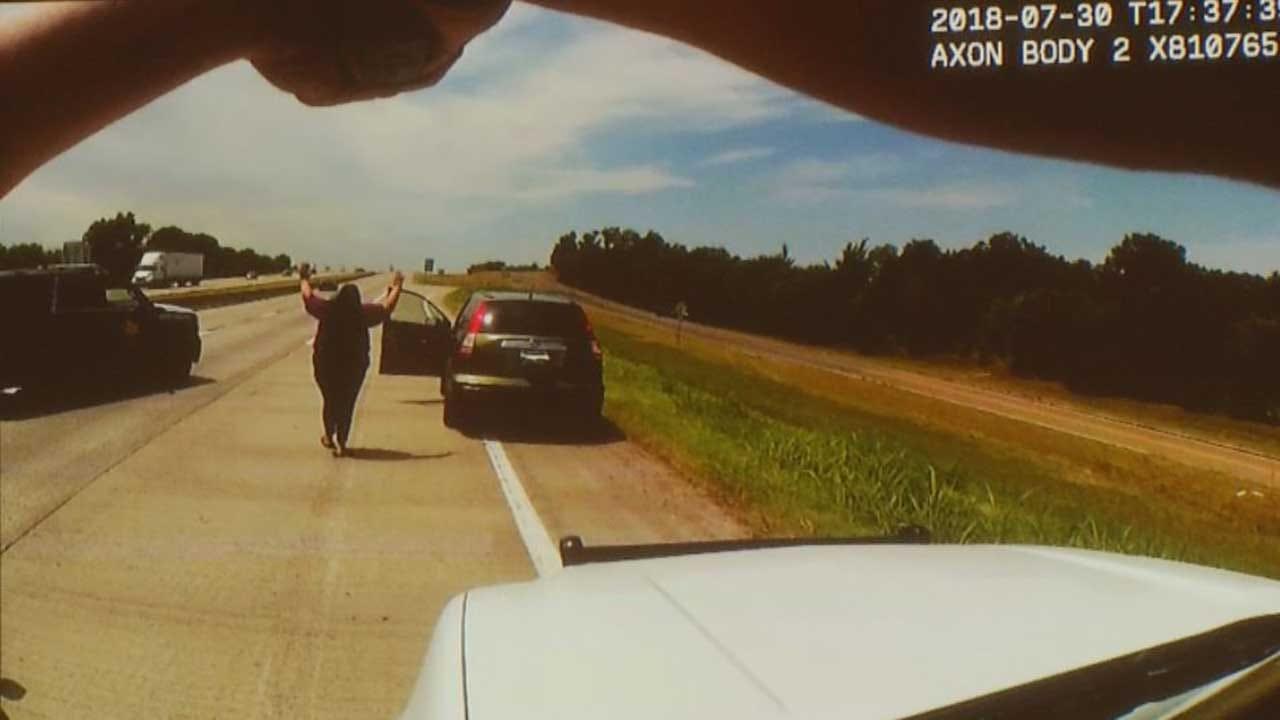 Bodycam Video Shows Arrest Of Luther Murder Suspect