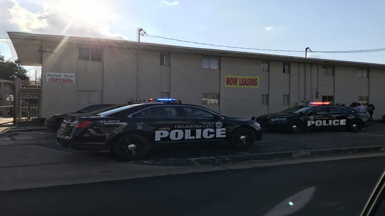 OKC Police Investigating A Shooting In SW OKC