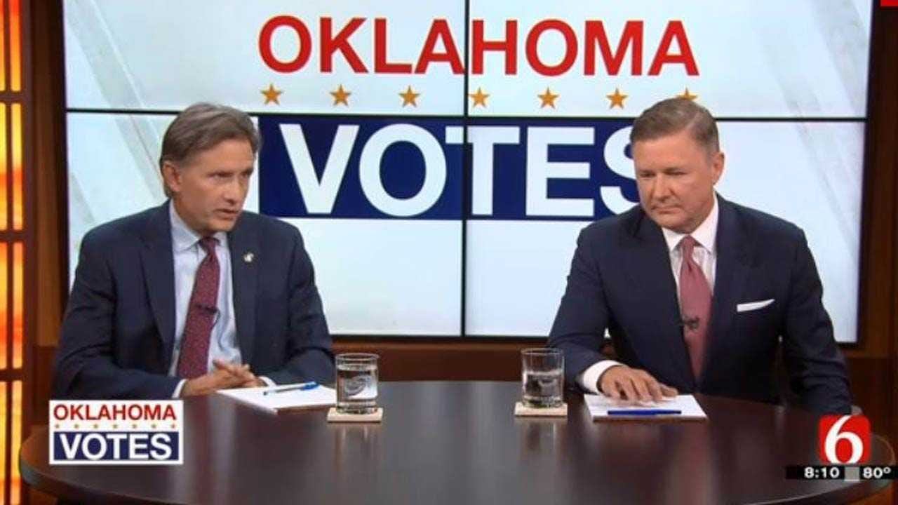 Recap: GOP Attorney General Candidates Debate State Issues