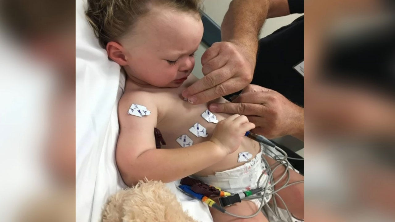 2-Year-Old Saved From Drowning By News 9 Intern