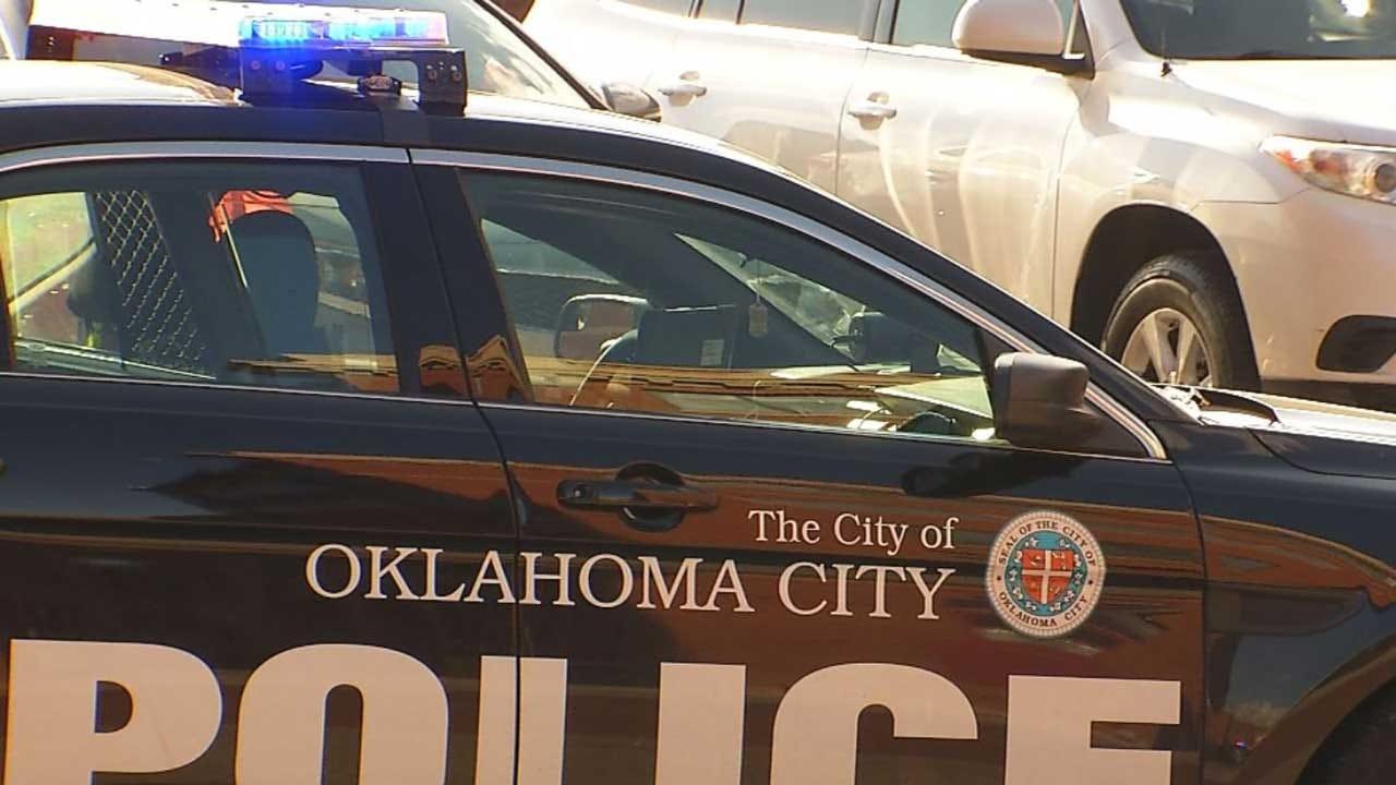 Victim Hospitalized After Being Shot In The Back; OKC Police Investigating