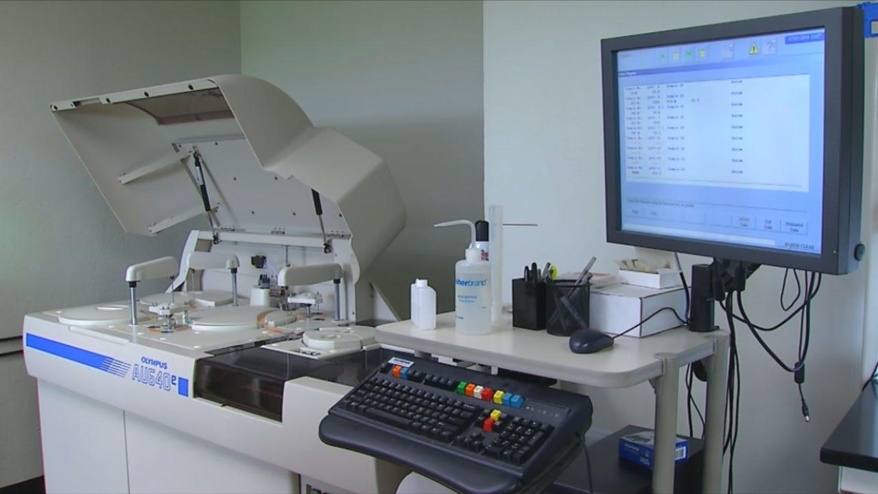 Drug-Testing Program Continues At Edmond Public Schools