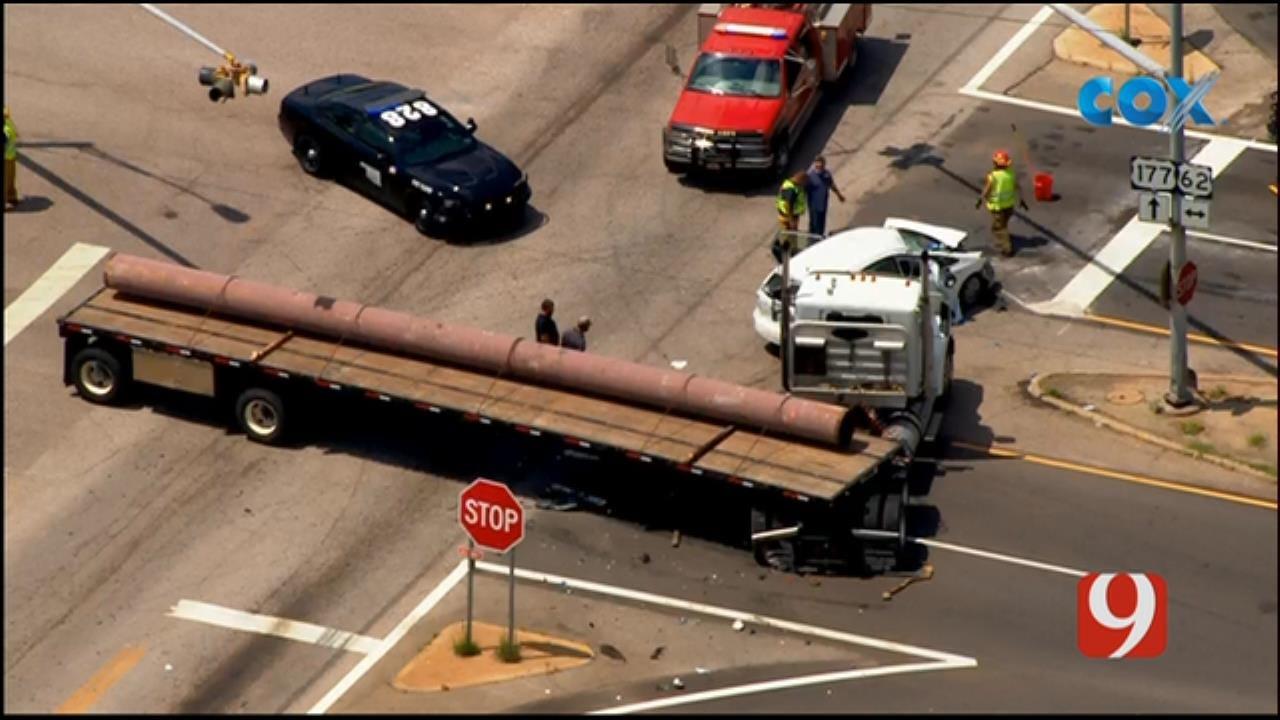 Emergency Crews Respond To Head-On Collision Near Meeker