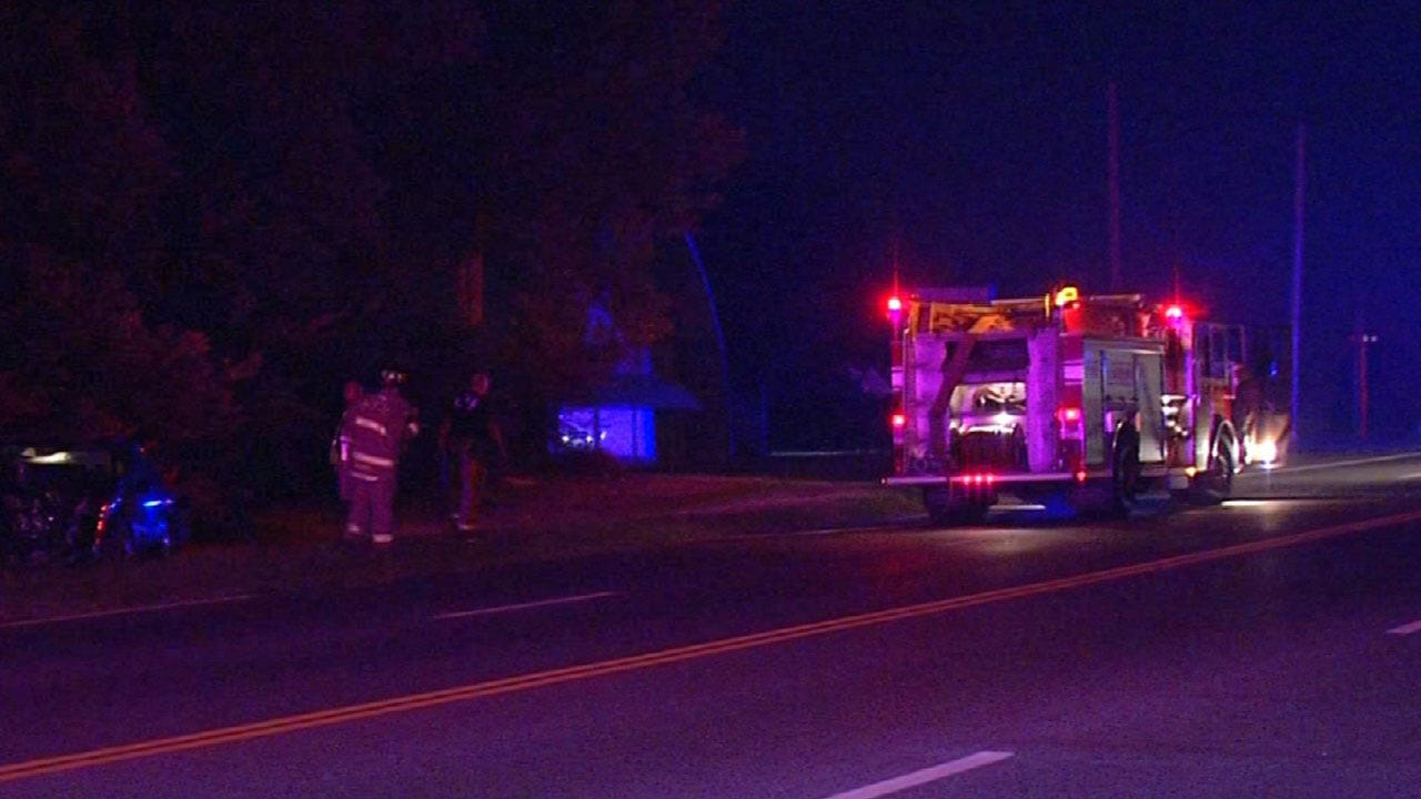OCPD: Driver Takes Off After Injury Crash In NE OKC