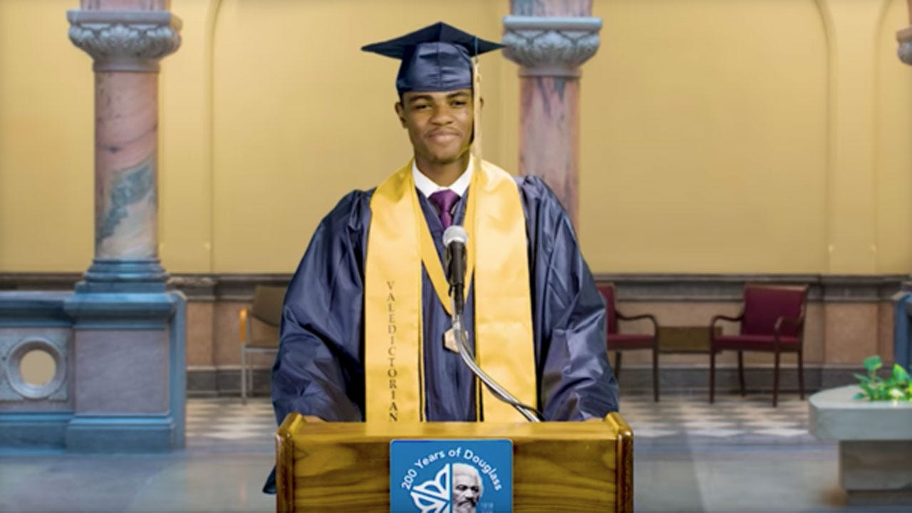 Principal Refuses To Allow First Black Valedictorian To Give Speech, Mayor Intervenes