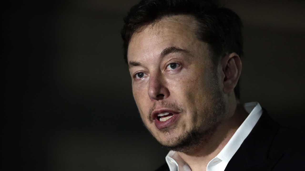 Elon Musk Proposes Taking Tesla Private -- And Sends Shares Soaring