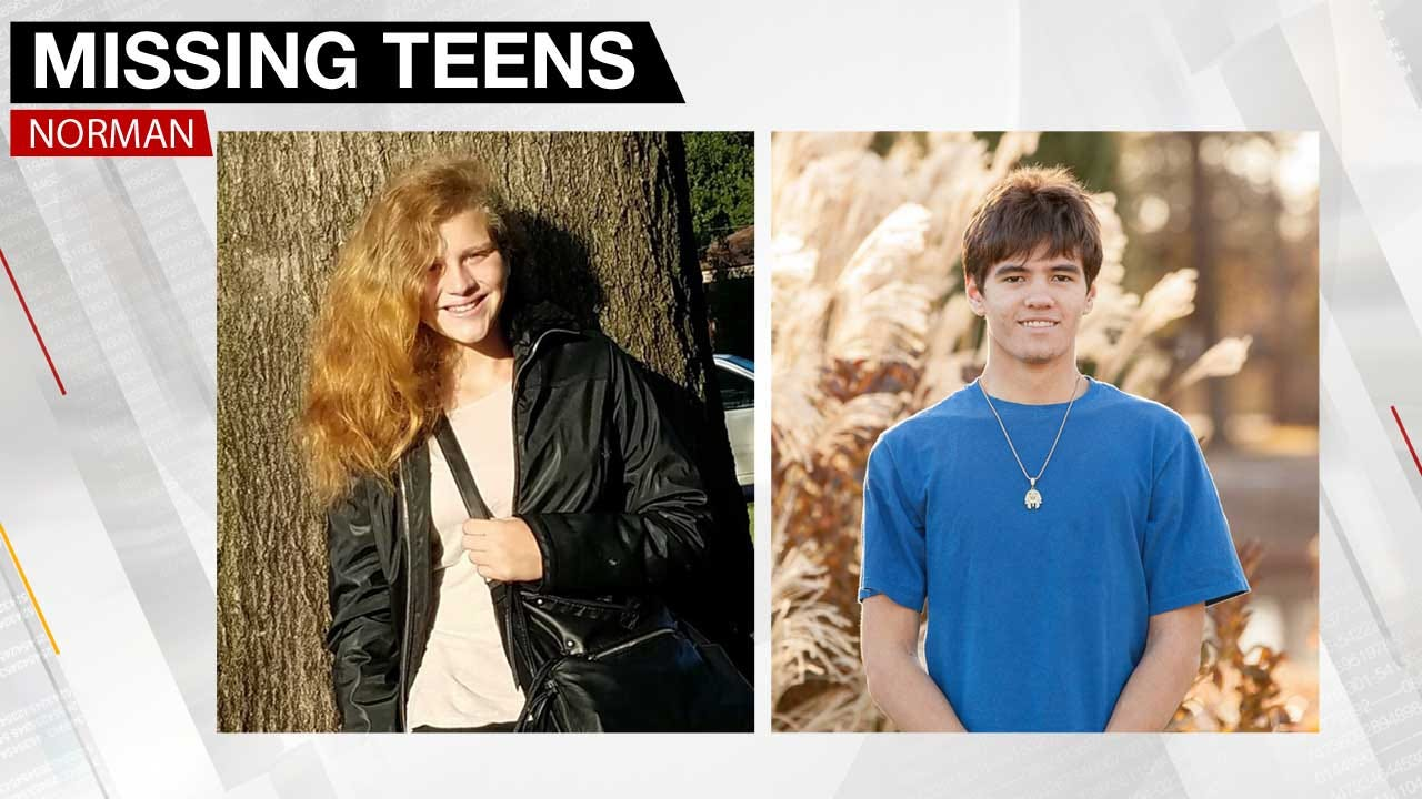 Police: 2 Norman Teenagers Located