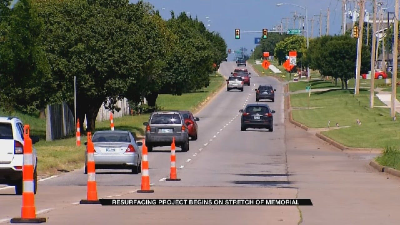 $3 Million Resurfacing Project Begins in NW OKC