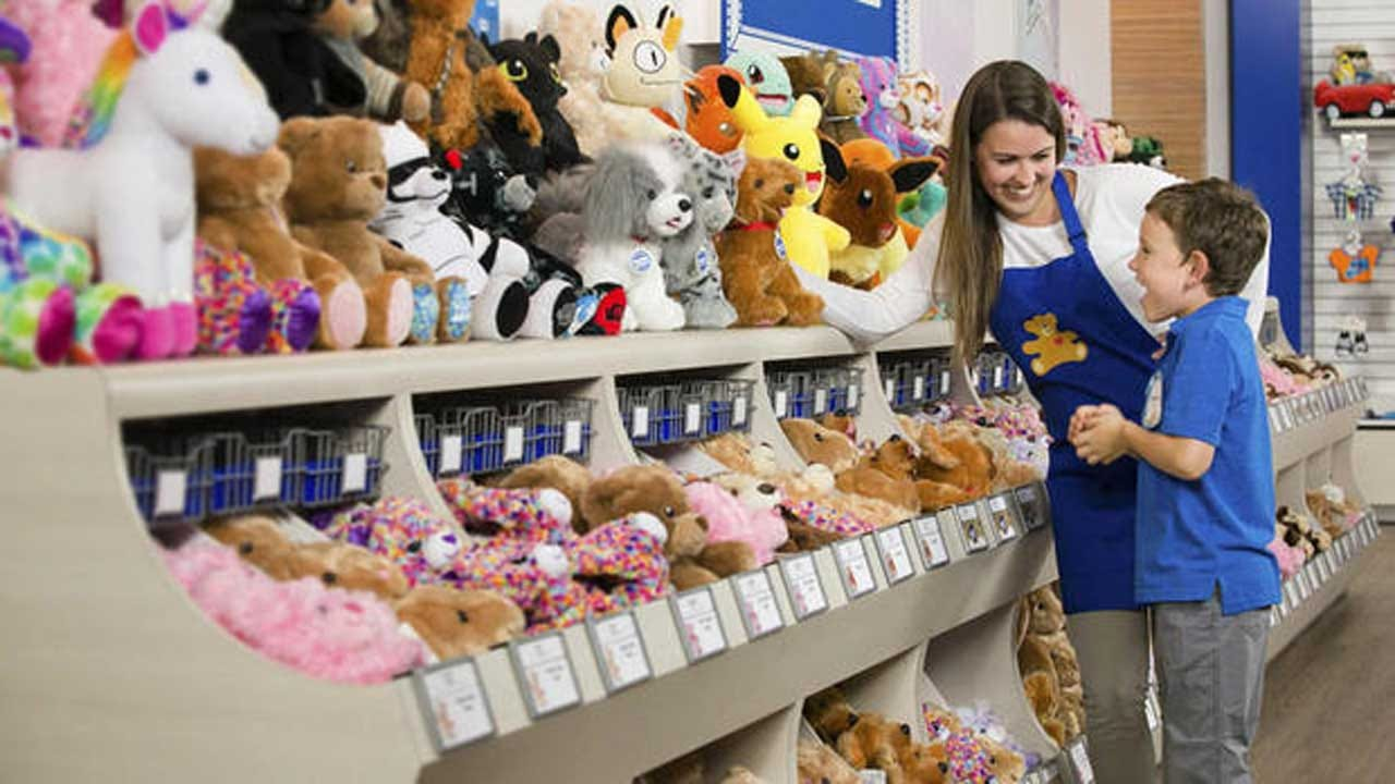 Build-A-Bear Hosting 'Pay Your Age Day' On July 12