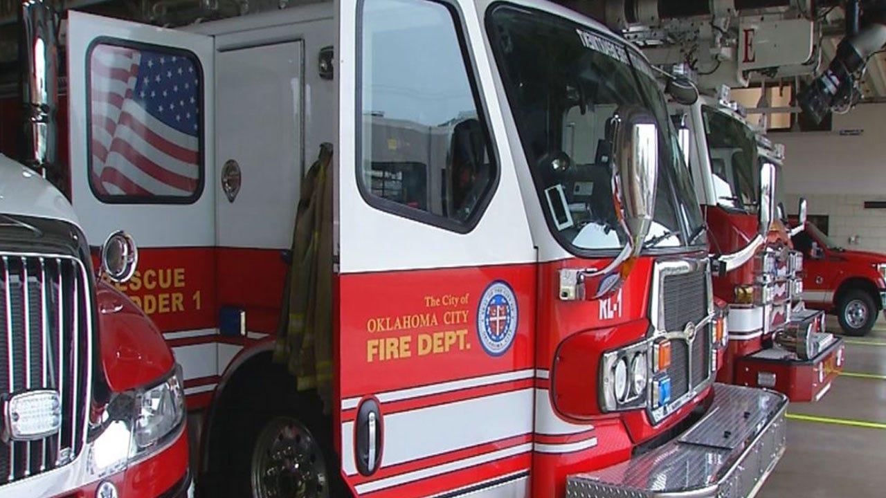 Crews Extinguish Structure Fire In SW OKC