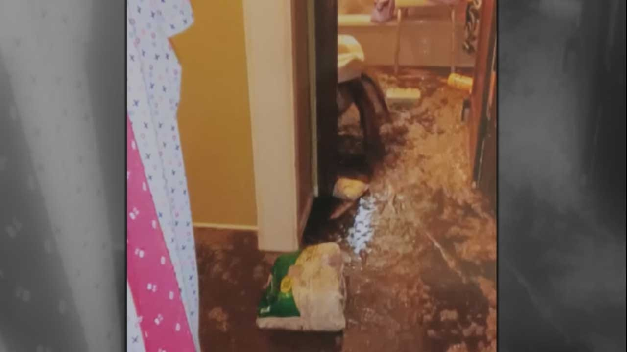 Handicapped Woman Left Homeless After Raw Sewage Floods House