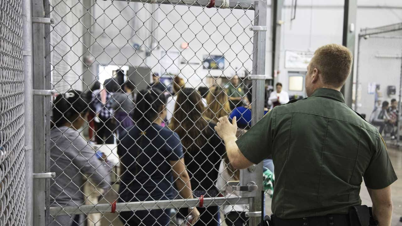 Feds Holding 12,800 Migrant Children In Detention Centers, Report Says