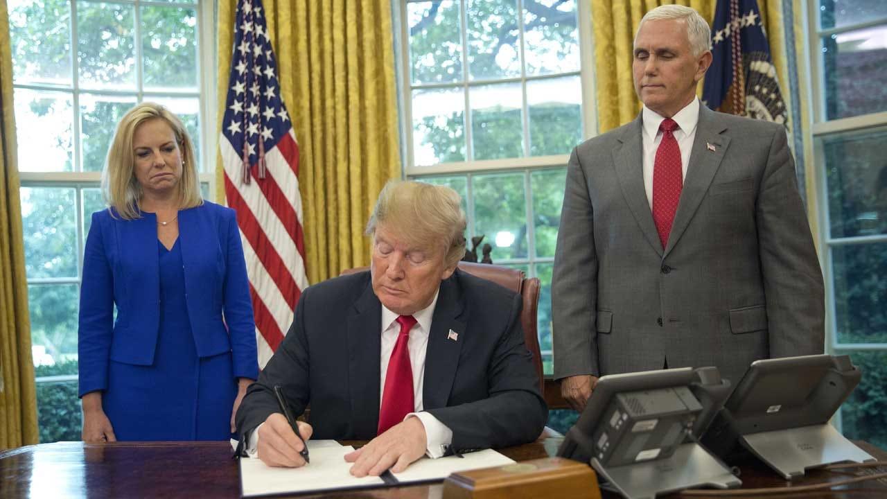 Appeals Court Calls Trump 'Sanctuary Cities' Executive Order Unconstitutional