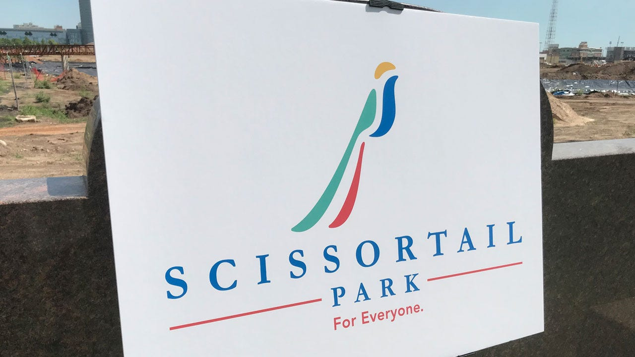 City Officials Announce New Plans For Scissortail Park
