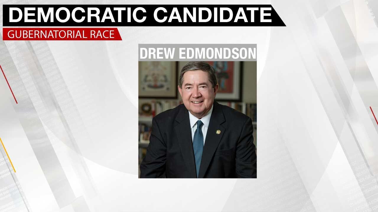 Edmondson Wins Dem Nod For Oklahoma Governor