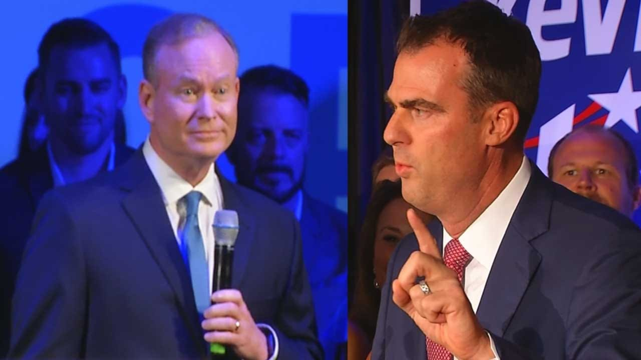 Former OKC Mayor Mick Cornett Endorses GOP Gubernatorial Candidate Kevin Stitt