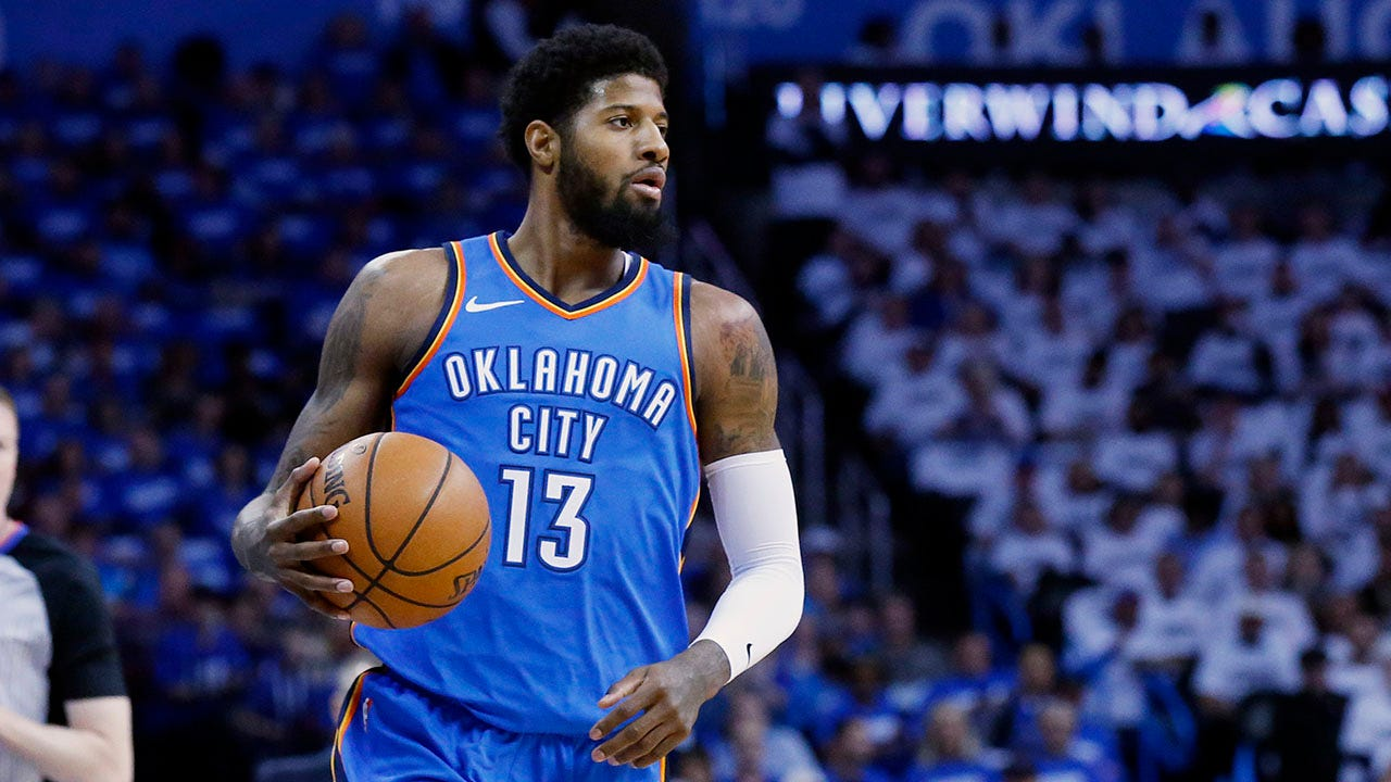 Paul George Decides To Re-Sign With Oklahoma City
