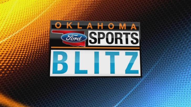 Oklahoma Ford Sports Blitz: Nov. 25