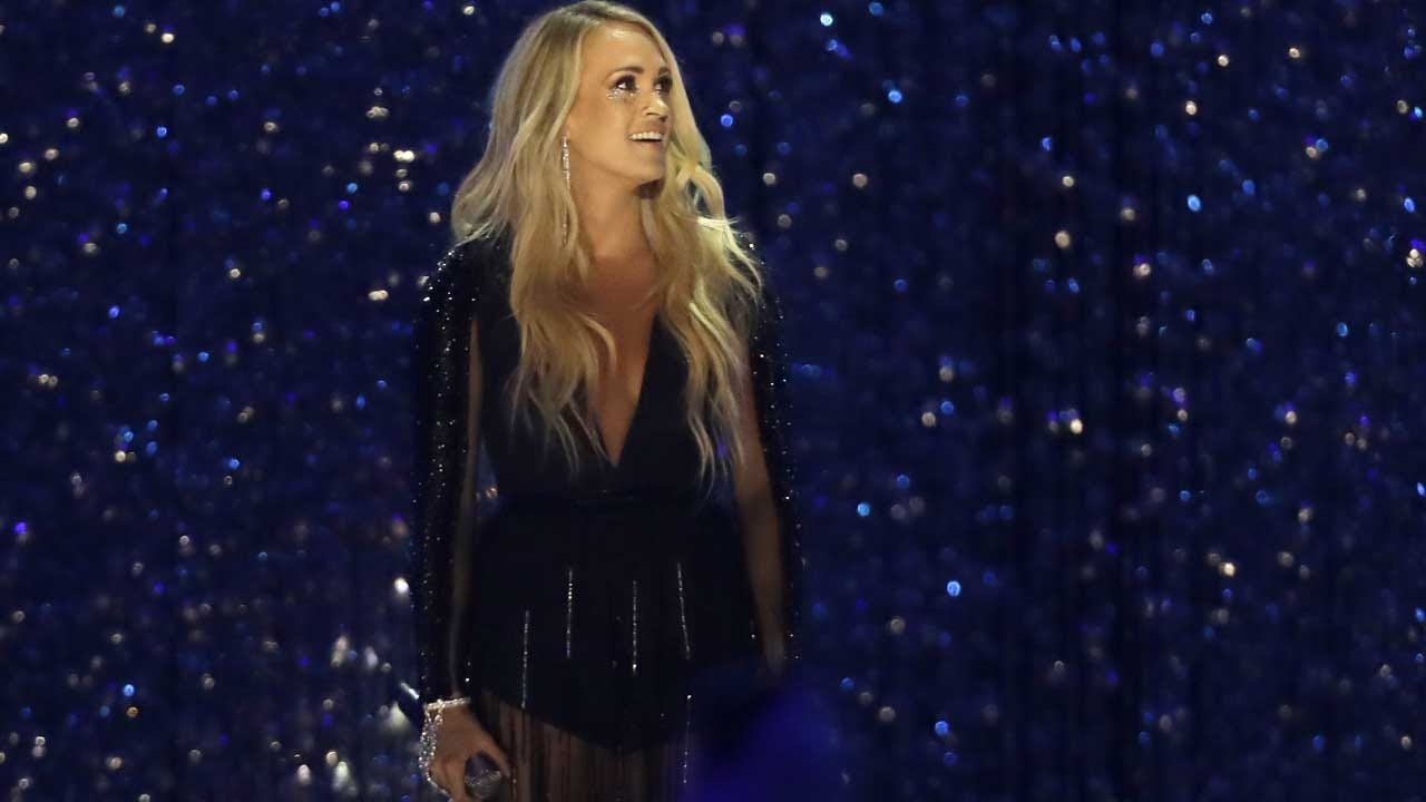 Carrie Underwood To Perform At Chesapeake Energy Arena; Announces Pregnancy