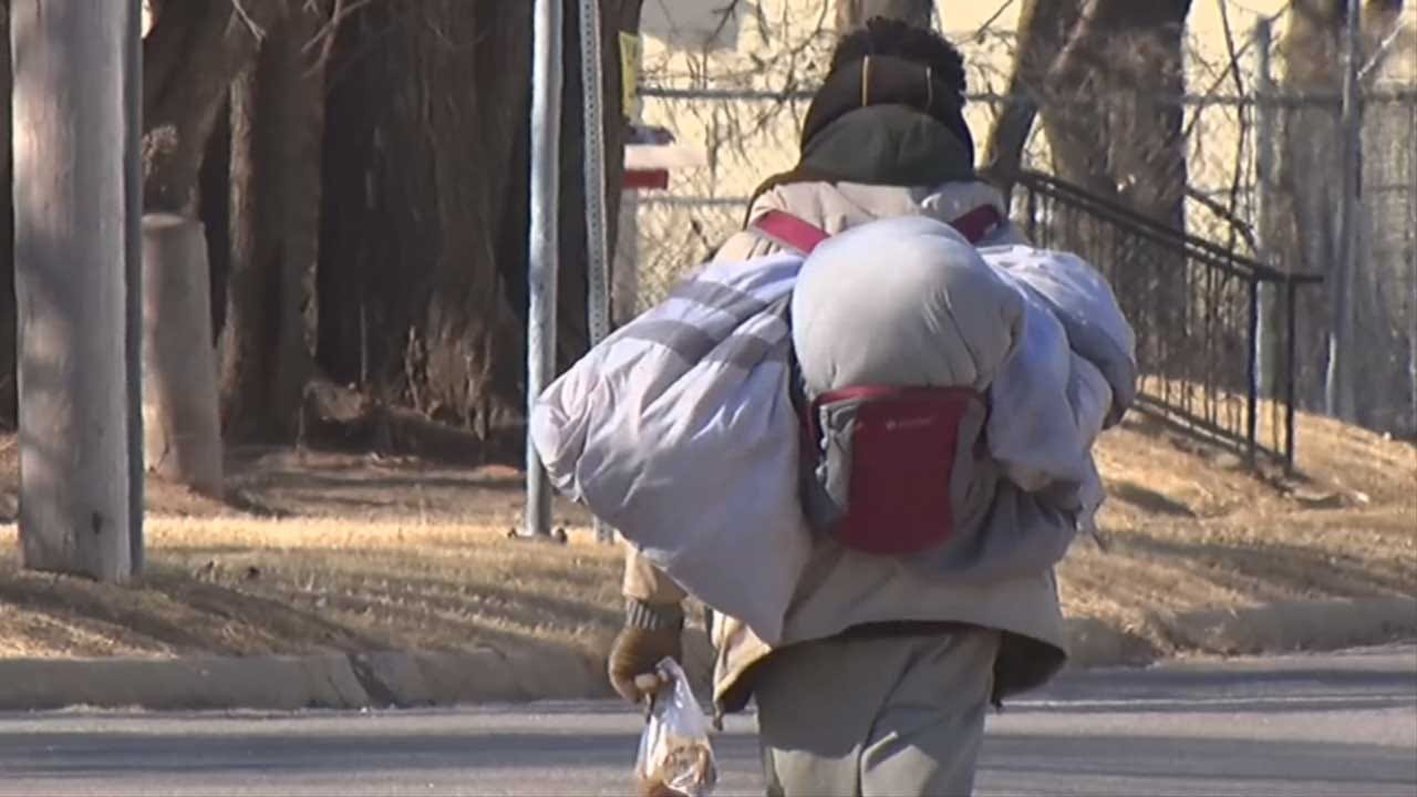 Homelessness Down In Oklahoma City For 2nd Straight Year