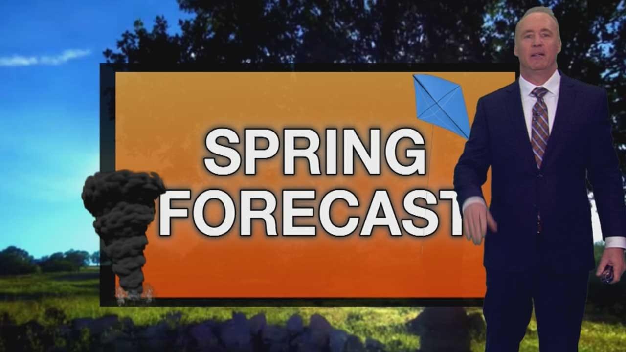 David Payne's 2018 Spring Forecast: Tornado Season
