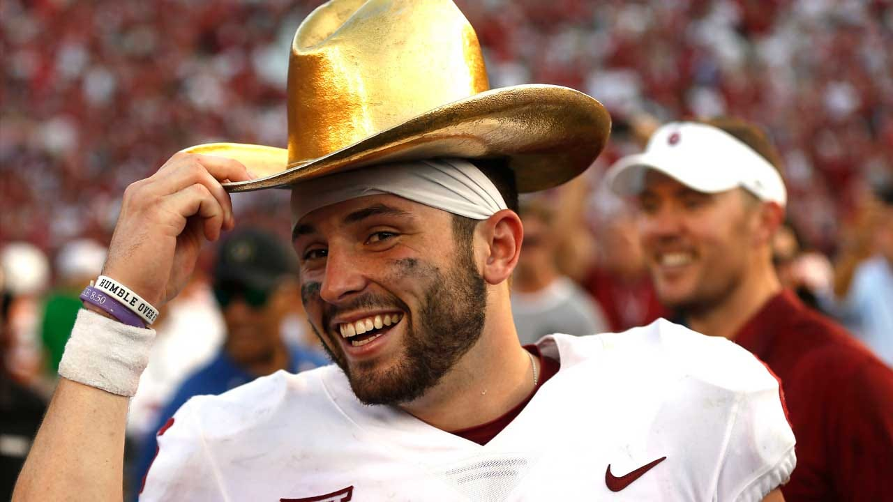 Haterade: Baker Mayfield Making Documentary About Underdog Mentality