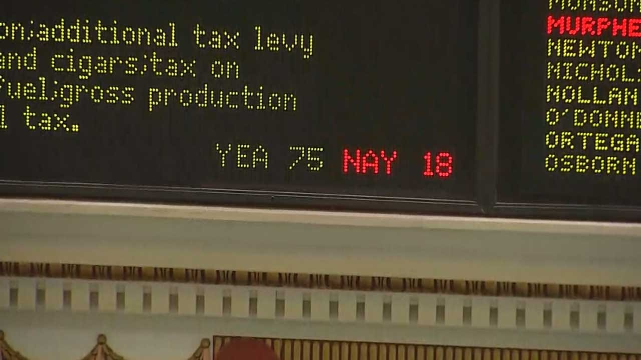 State House Passes Deal, But Likely Won't Stop April 2 Walkout